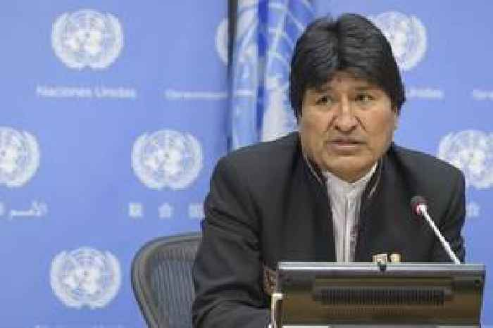 Bolivia's Morales says he won presidential vote outright