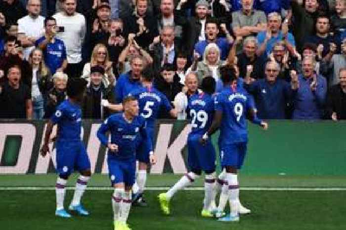 Soccer-American Pulisic shines after slow start at Chelsea
