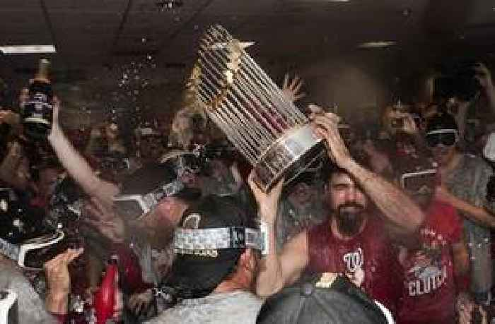 Nationals, GM Rizzo earn 'I told you so' World Series title
