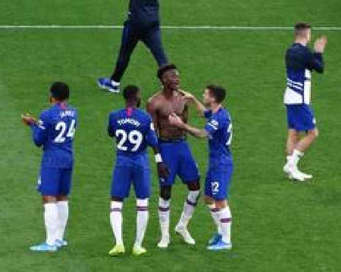 Abraham guides Chelsea to 2-1 win over Watford