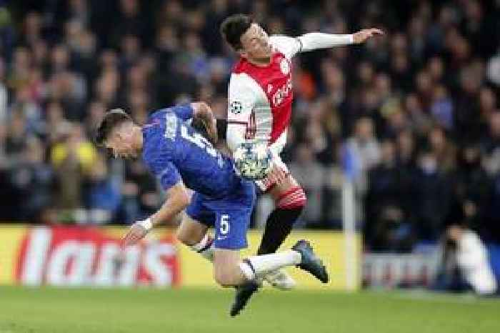 Chelsea and Ajax's 4-4 draw was a European classic that defied logic