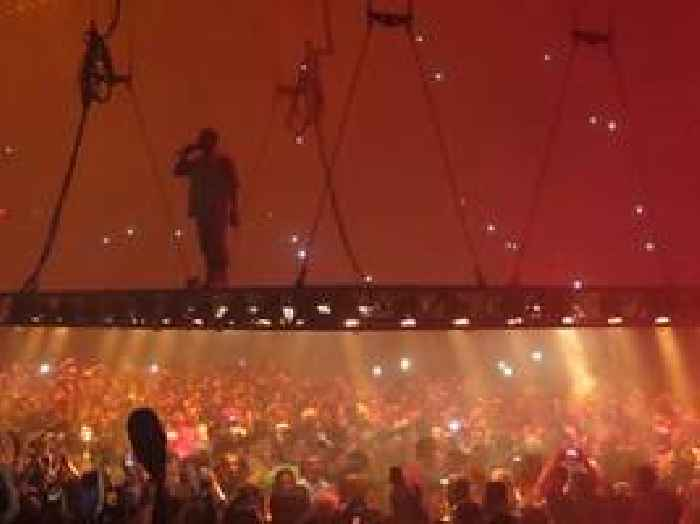 Kanye West Set to Speak at Joel Olsteen's Church This Sunday