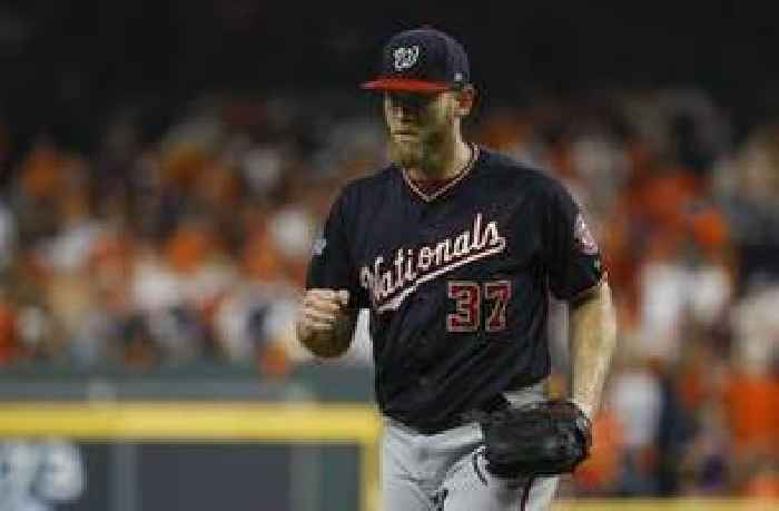 Yankees plan to have talks with Cole, Strasburg