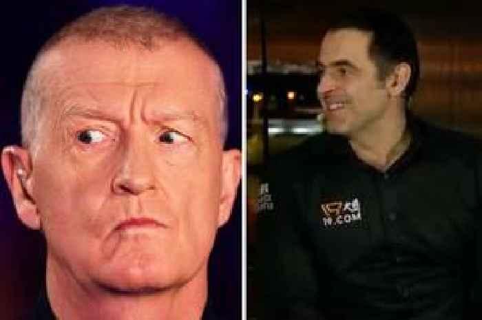 Ronnie O'Sullivan dubs snooker legend Steve Davis 'boring' in rule change debate