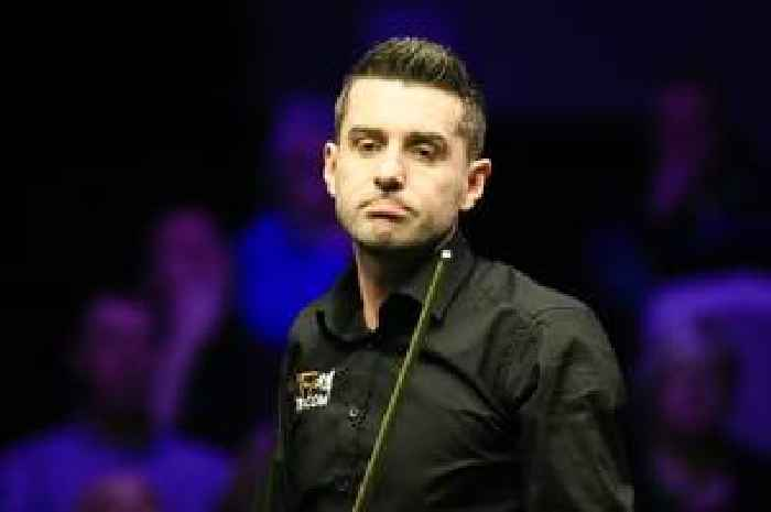 Mark Selby pokes fun at his own snooker shot-time with brilliant tweet