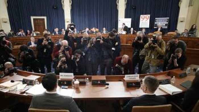Tuesday Impeachment Hearing Recap: 'It Was A Moment Of Shock'