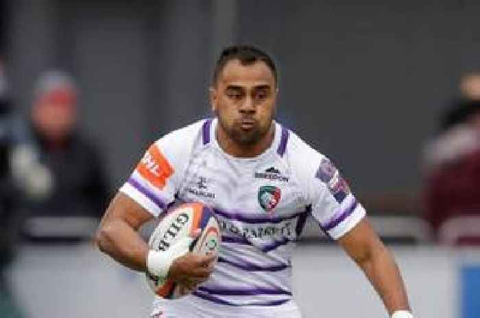 Leicester Tigers Telusa Veainu to see a specialist after sustaining nose injury against Gloucester