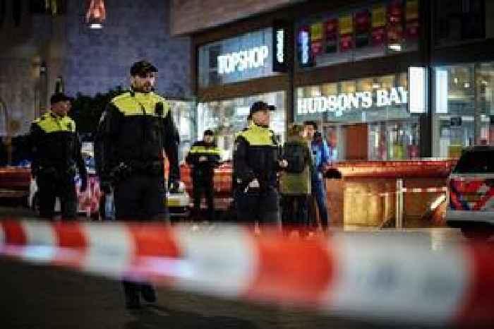 Three children injured in Hague stabbing