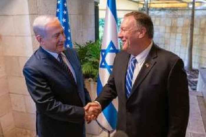 Israel's Netanyahu, Pompeo to meet in Lisbon this week