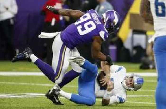 After strong Blough debut, Vikes say 'whoa' in win vs. Lions