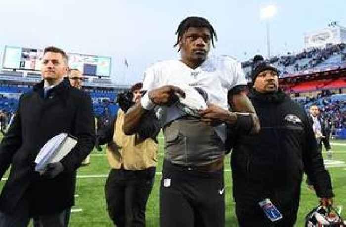 Greg Jennings wonders whether Lamar Jackson should face the Jets with lingering quad injury