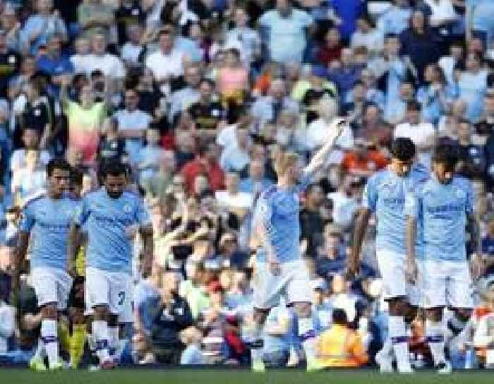 Premier League: Kevin De Bruyne masterclass helps Manchester City beat Arsenal; Spurs edge past Wolves
