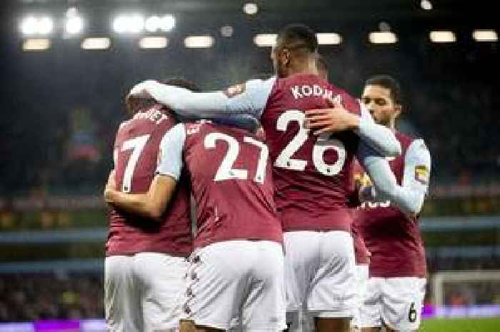 Aston Villa 5 Liverpool 0: Villa dominate - One News Page [UK]