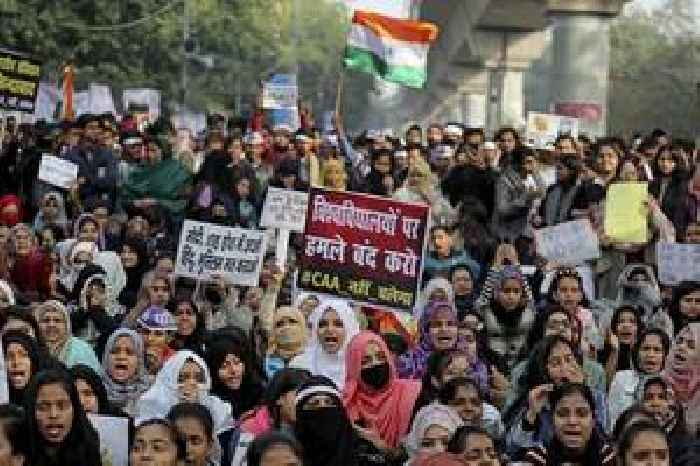 23 dead as protests grow against India citizenship law