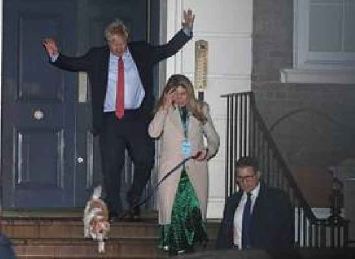 PM and Carrie Symonds to spend new year on Caribbean island of Mustique