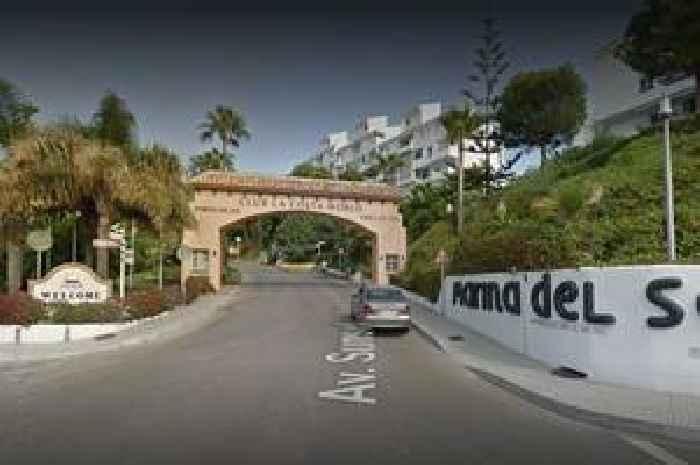 British dad and two children die in Costa del Sol pool 'tragic accident'