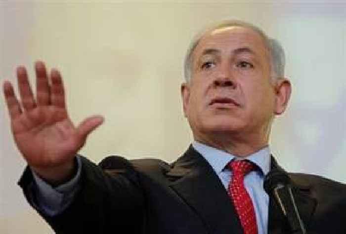 Netanyahu calls Israel a 'nuclear power' before correcting himself in apparent slip of tongue