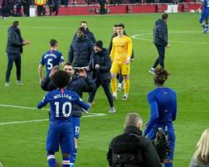 Dominant Chelsea put three past Burnley