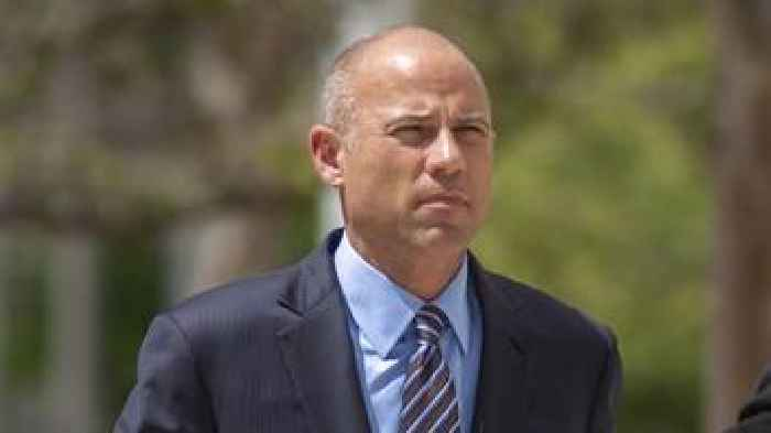 Michael Avenatti Arrested For Allegedly Violating Bail Conditions