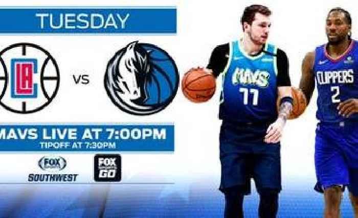 Look Ahead Clippers Vs Mavericks Mavs Live One News Page