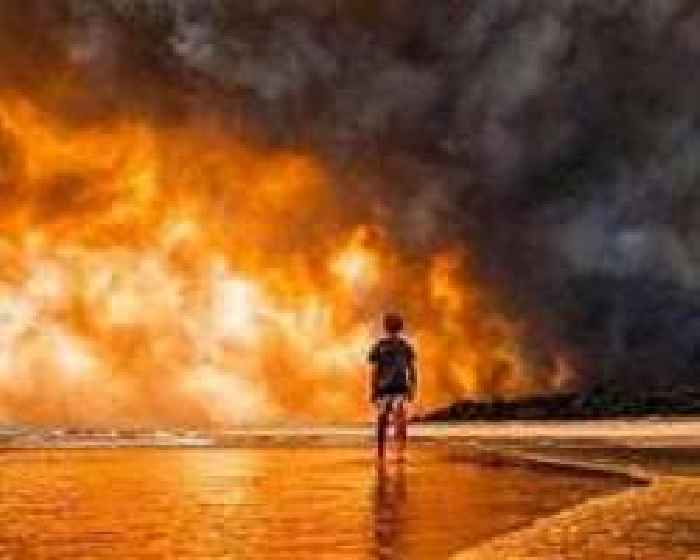 Dust storms and giant hail batter bushfire-weary - One ...