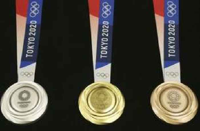 Six months to go: A look at the Tokyo Olympic medal count
