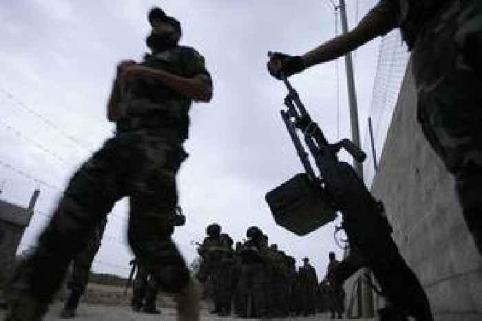 Gaza Terrorists Fire Two Rockets at Israel on Motzoei Shabbos