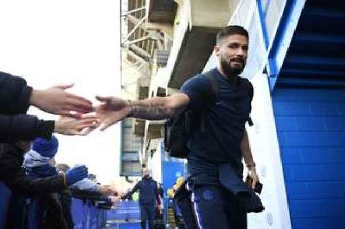 Chelsea fans demand Frank Lampard start Olivier Giroud over Michy Batshuayi vs Spurs