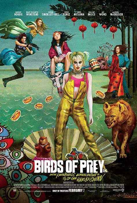 MOVIE REVIEW: Birds of Prey
