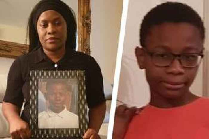 Suspect in river death of teen Christopher Kapessa won't be charged and his mum says police and CPS are racist