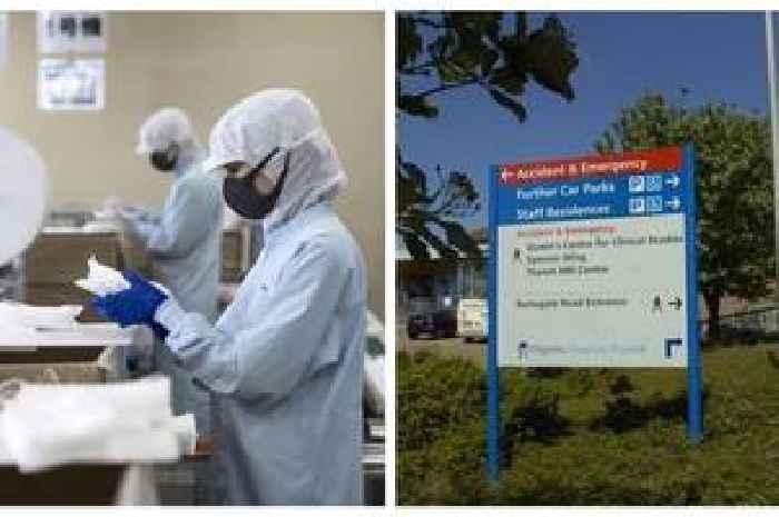 coronavirus scare forces children u0026 39 s department to