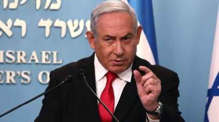 Israeli President Taps Netanyahu Foe To Form New Government