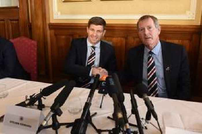 Rangers takeover latest as chairman Dave King offers Ibrox share update