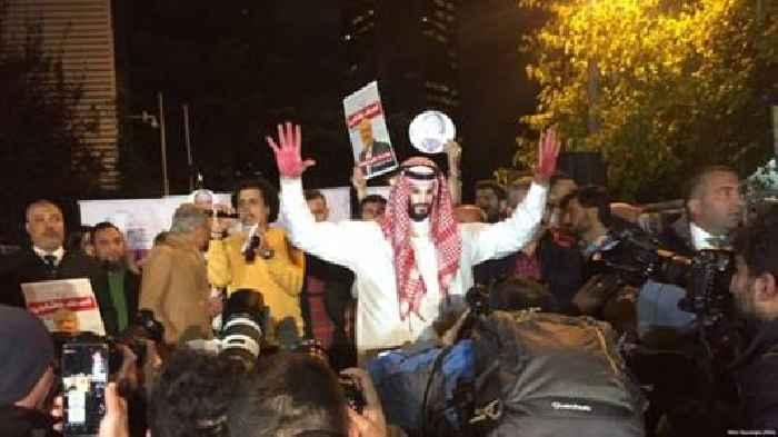 Turkey charges 20 Saudis over Khashoggi murder