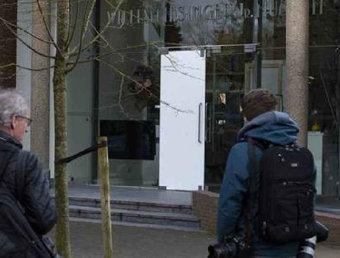Dutch museum says van Gogh painting stolen in overnight raid