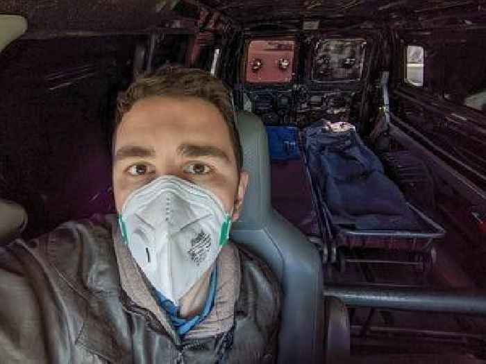 I followed New York City 'deathcare' workers as they collected the bodies of people killed by the coronavirus, and saw a growing, chaotic, and risky battle