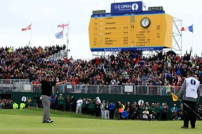 British Open 2020 in Kent set to be cancelled because of coronavirus
