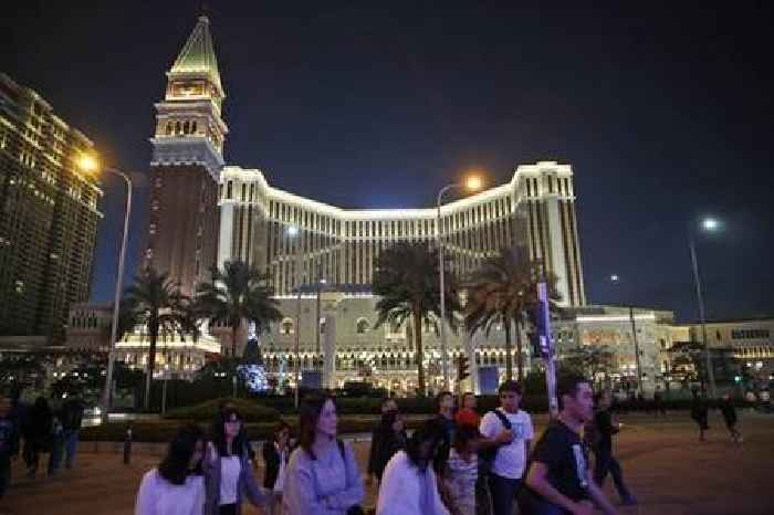 Almost all bets are off: Casino capitals Macau, Las Vegas slammed by virus
