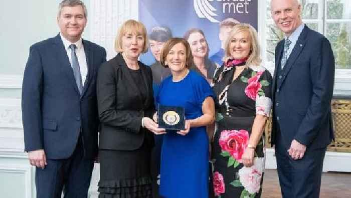 Prestigious UK honour for Belfast Met