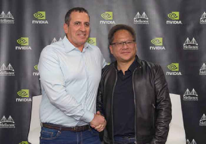 Nvidia completes $7b. purchase of Israeli chipmaker Mellanox