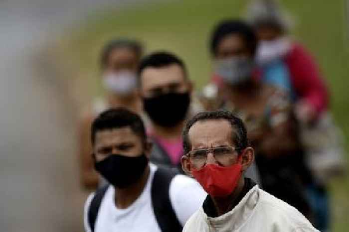 Brazil records highest single day jump in death toll as pandemic hits South America