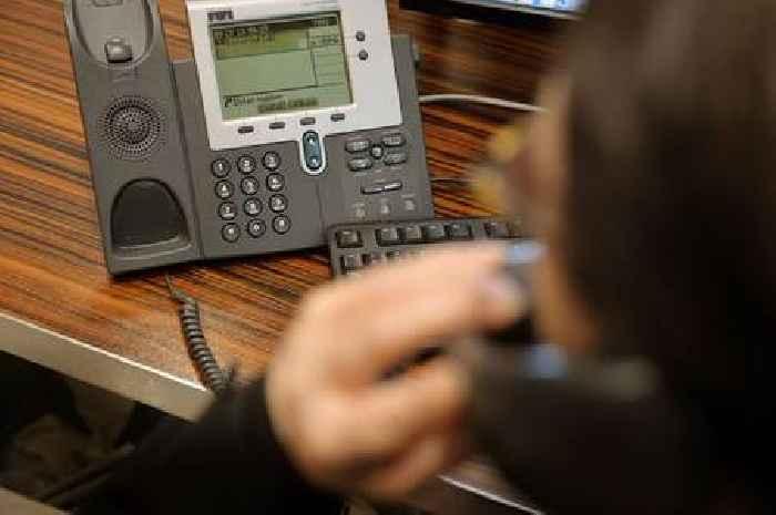 Cops warn of phone call bank scam as fraudsters target Scots homes