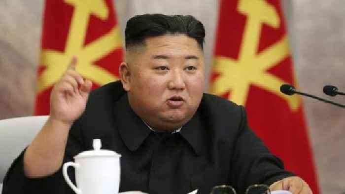 Kim Jong-Un Discusses 'Nuclear War Deterrence' With Military