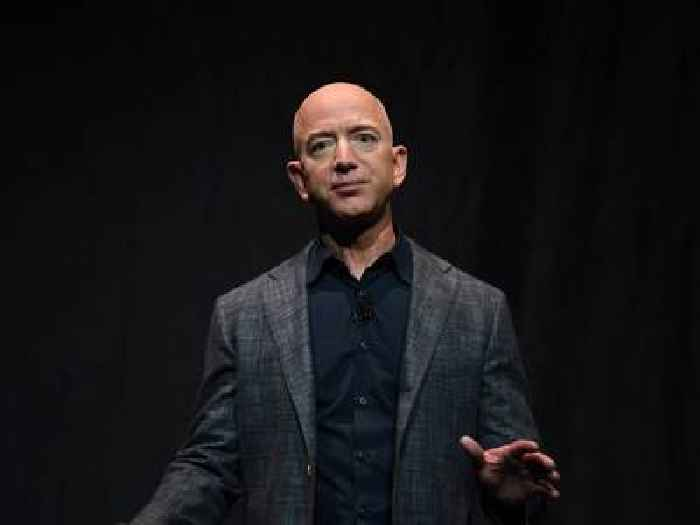 Amazon CEO Jeff Bezos told shareholders that his leadership team has done a 'remarkable' job during COVID-19: 'I'm proud of what we've done.' (AMZN)