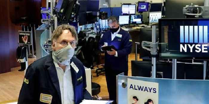 US stocks trade mixed as investors assess jobless-claims data, US-China tensions
