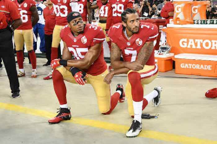 NFL Admits 'We Were Wrong' About Player Protests – but Doesn't Mention Colin Kaepernick