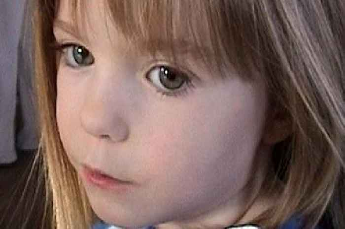 Suspect reportedly confessed to taking Madeleine McCann in 2017