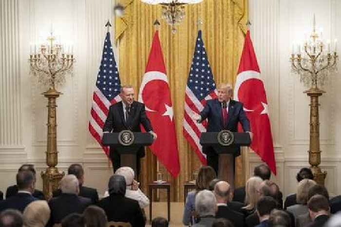 Turkey's president slams the US, so why does Trump take his calls?