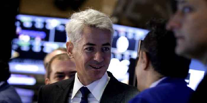 Bill Ackman's Pershing Square reportedly files to create 'blank check' company worth more than $1 billion