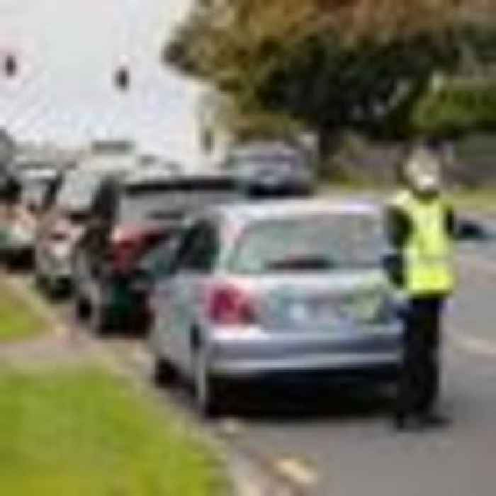 Covid 19 coronavirus: Long queues at testing centre after two new cases announced